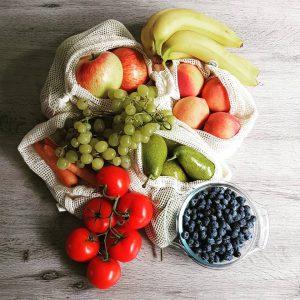 Plasticvrije groenten en fruit