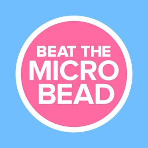 Beat the Microbead logo