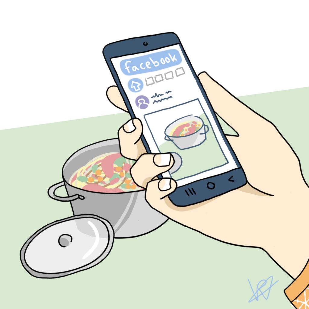 Foodsharing op FaceBook